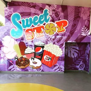 Raging Waters - Sydney - Sweet Shop