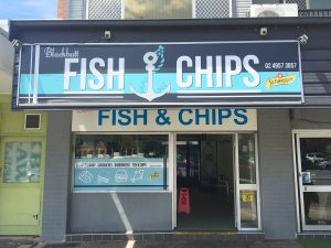 Blackbutt Fish & Chip