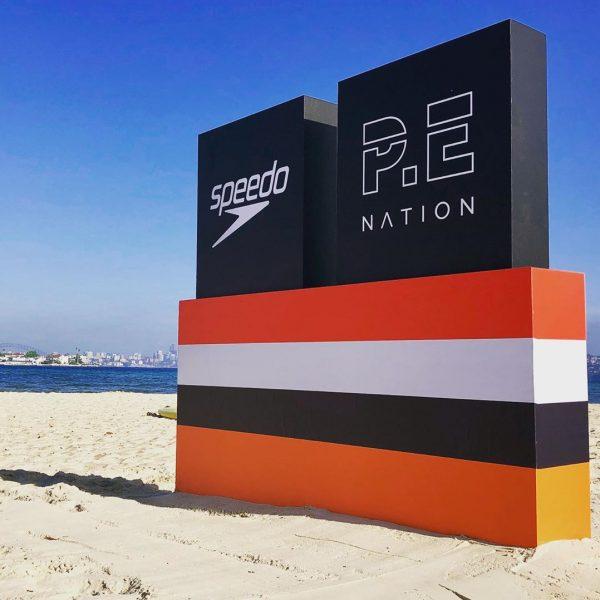 P.E Nation Speedo