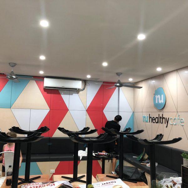 Nu Healthy Cafe