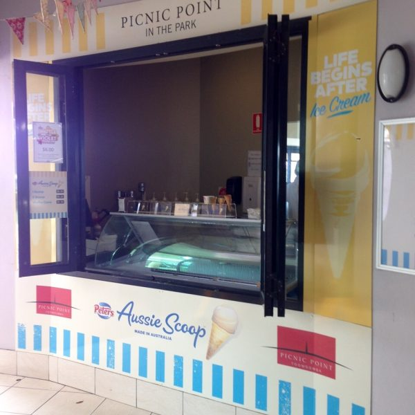 Aussie Scoop Picnic Point